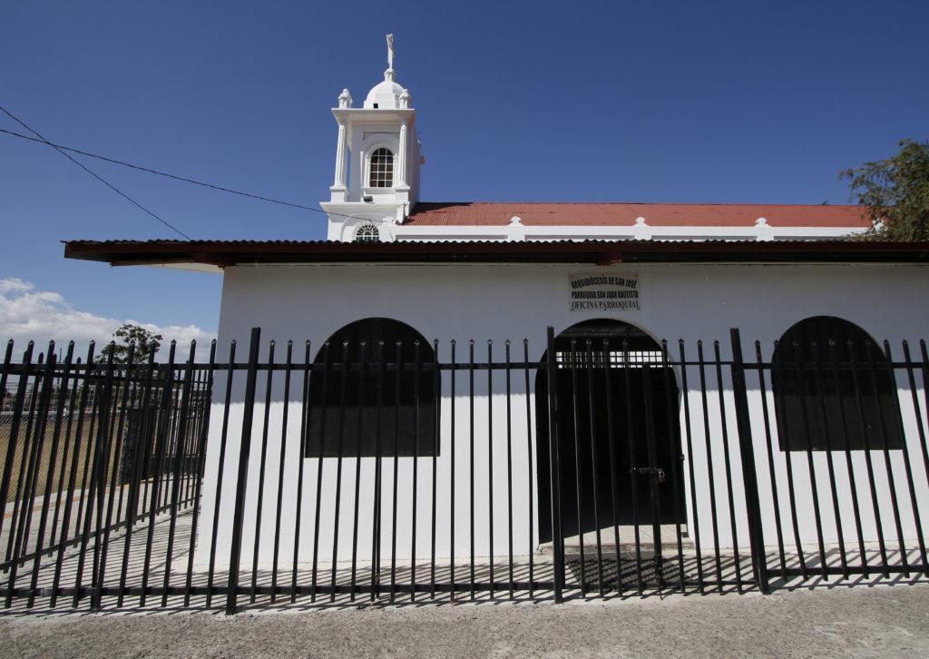 Parroquia de Patarrá de Desamparados, Arquidiócesis de San José