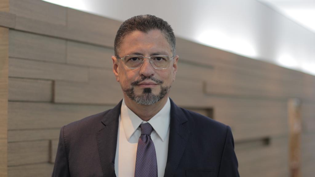 Rodrigo Chaves, nuevo ministro de Hacienda