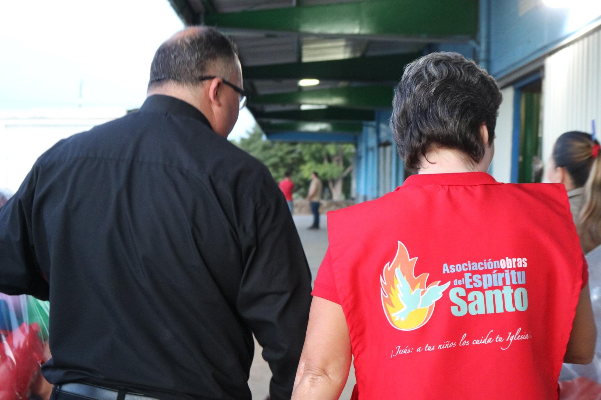 La Asociación Obras del Espíritu Santo desarrolla 14 actividades comerciales (Foto: Facebook AOES)