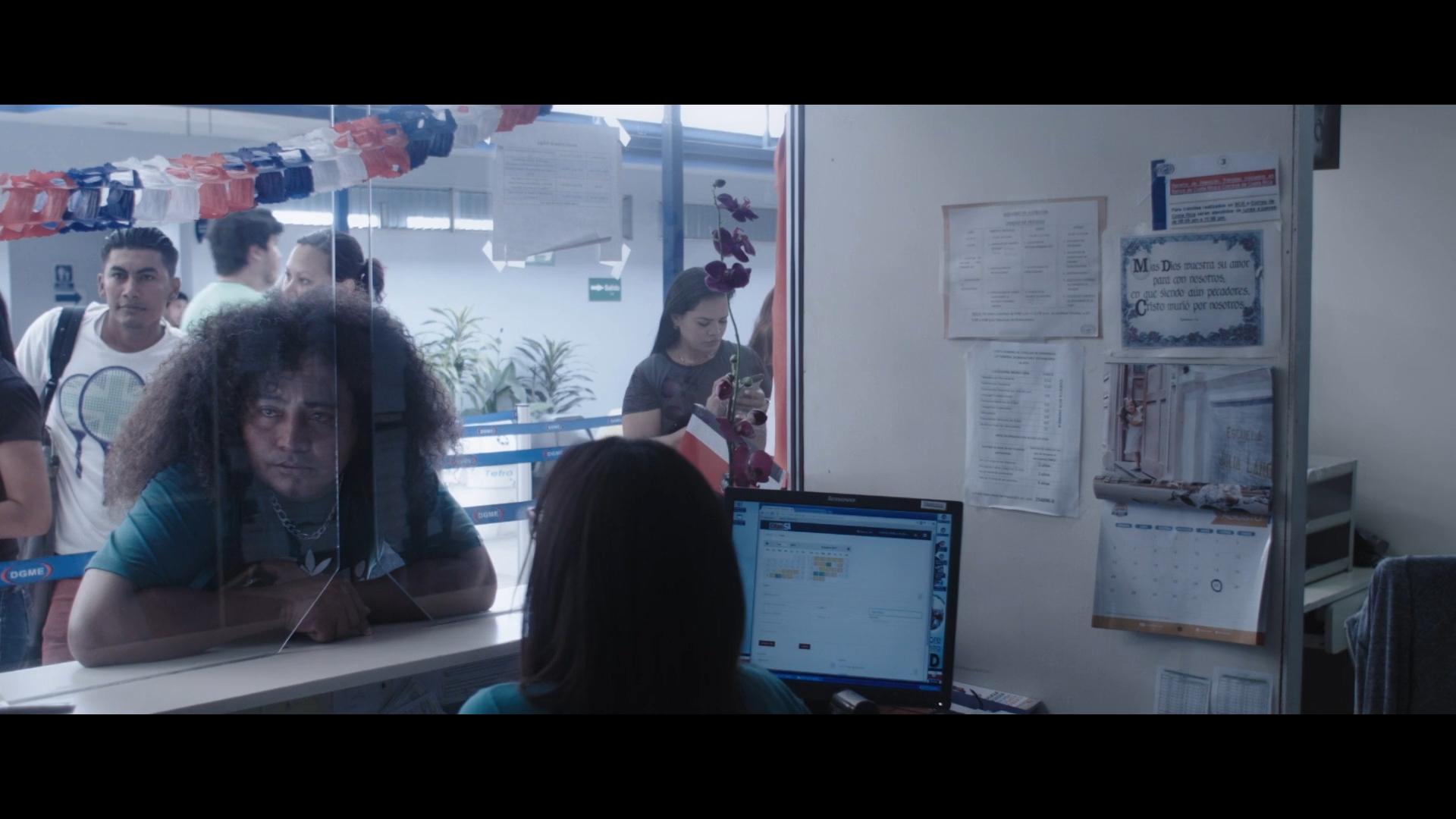 Película Avanzaré tan despacio, dirigido por Natalia Solórzano