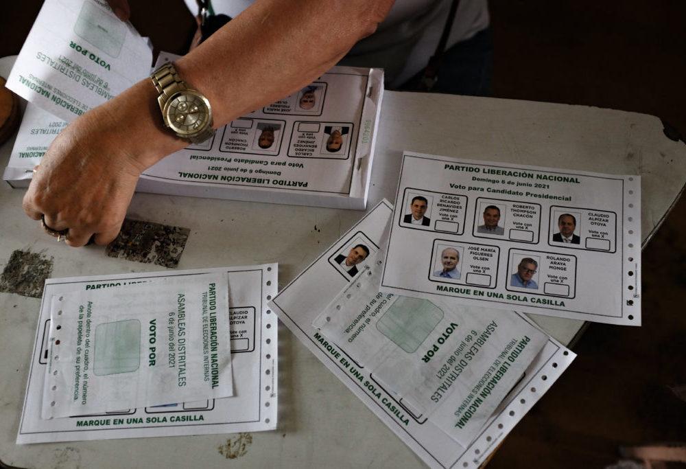 Convención Liberación Nacional (Foto: Miriet Abrego)