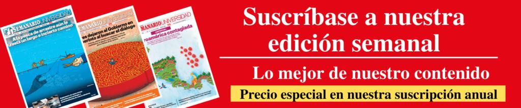 Banner Suscripciones Semanario