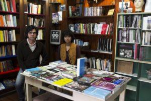 """Leo Salgado y Viviana Porras inauguraron la tienda """"Frantz & Sarah"""" en junio hace un año."""