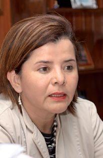 La liberacionista y exministra de Salud anunció su apoyo al candidato del PAC en la segunda ronda del 1º de abril del 2018