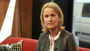 La periodista de investigación finlandesa Minna Knus Galan, es parte del equipo que reveló los Papeles de Panamá en su país.