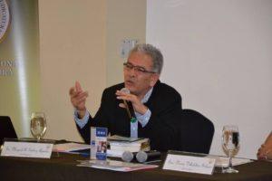 """Miguel Ángel Gálvez, juez instructor del caso de """"La Línea"""", en Guatemala"""