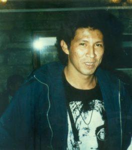 El ambientalista y poeta David Maradiaga apareció muerto en agosto del 2014, tras varias semanas de búsqueda.