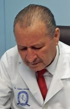 Luis Solano, presidente de la Unión Médica.